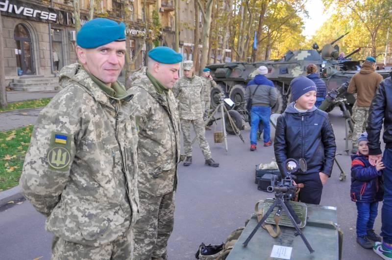 Казус в Николаеве: Украинского школьника словами
