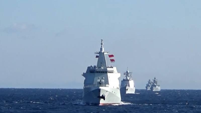 В официальной прессе КНР ожидают «совместного с Россией контроля воздуха и моря»